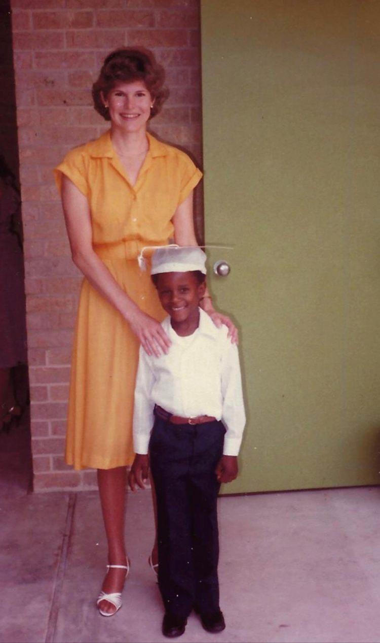 Glenn as a little boy 1