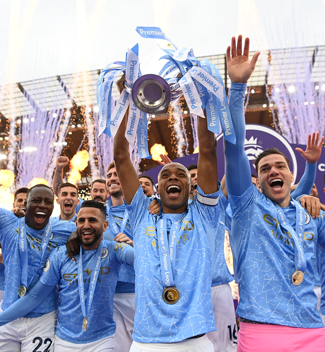 manchester city trophy mobile