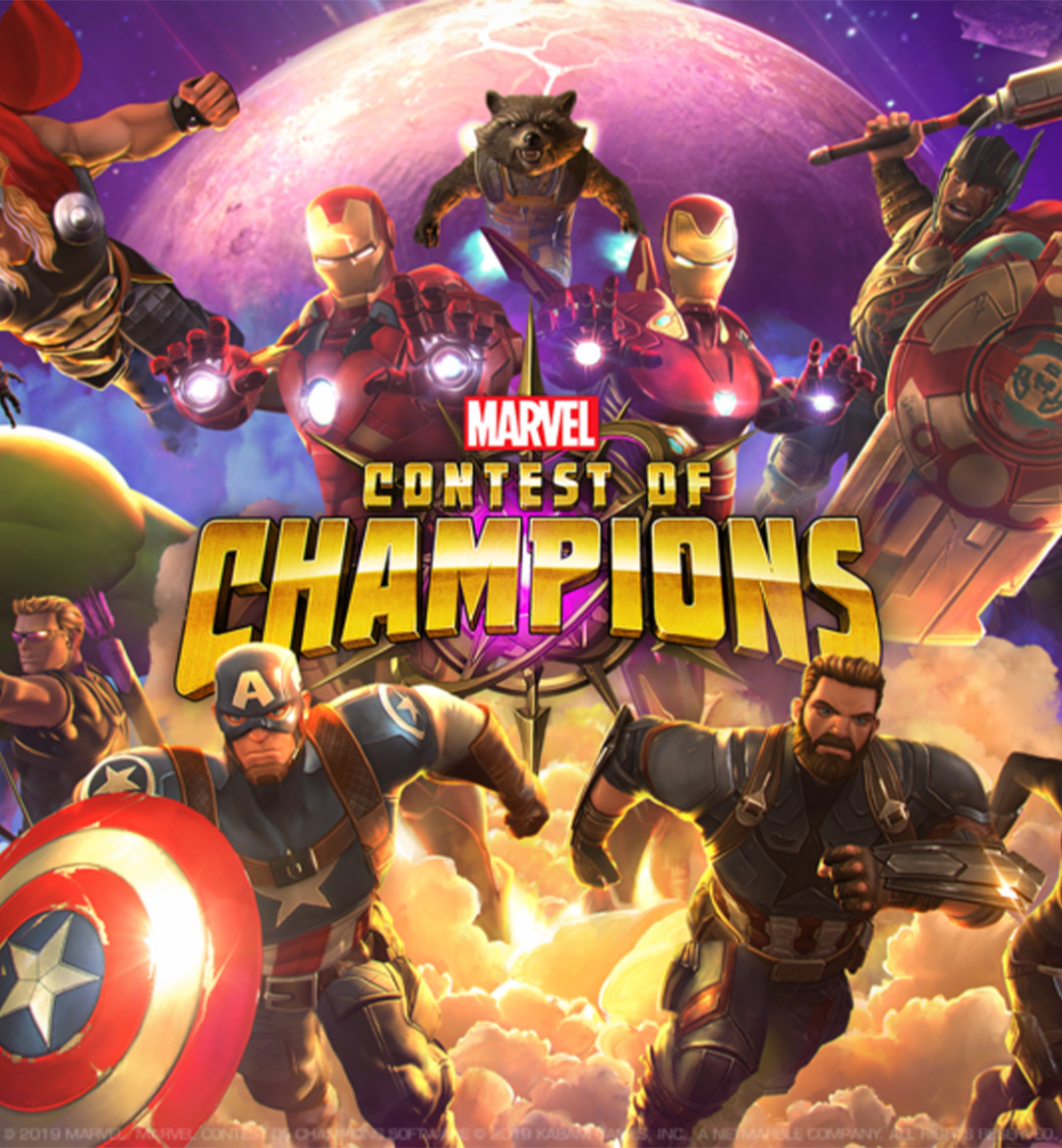 marvel contest of champions mobile