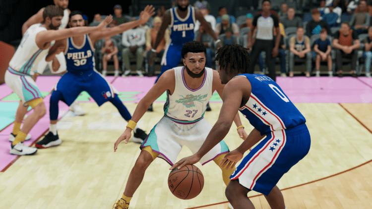 NBA 2K22 MyNBA Breeze