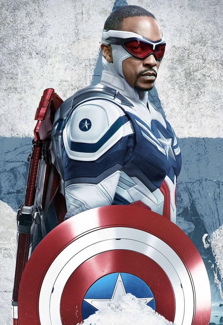 SamWilson CaptainAmerica