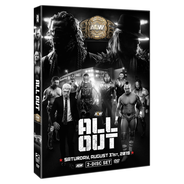 all out 2019 dvd