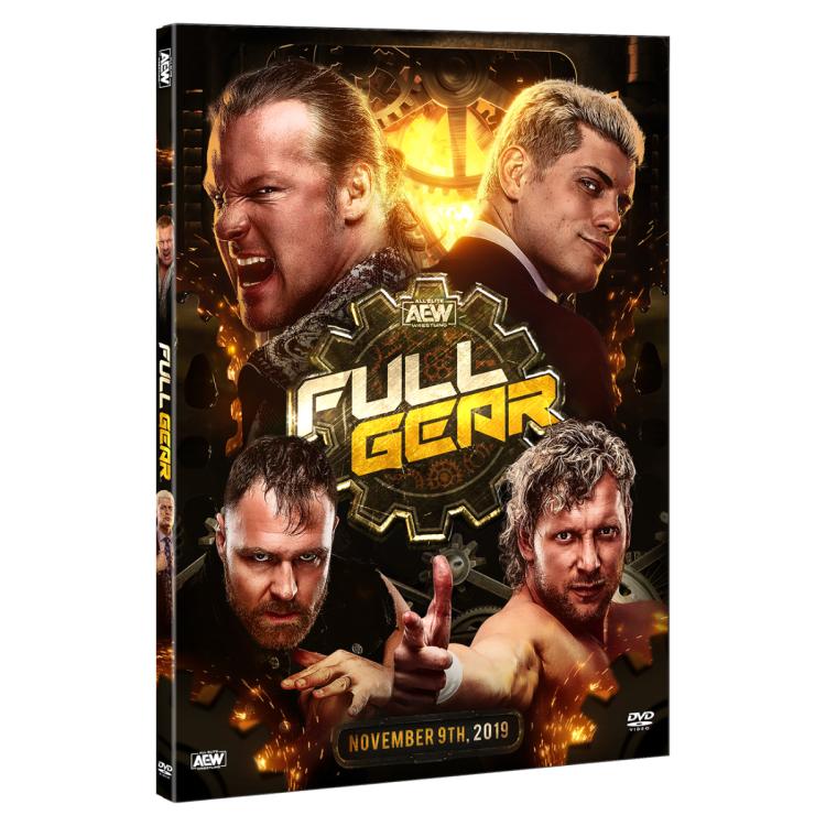 full gear dvd