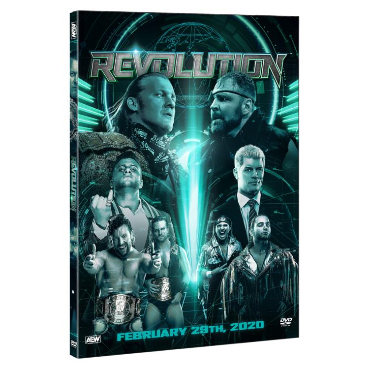 revolution dvd