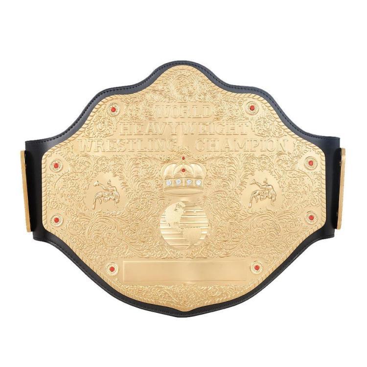 wcw world title replica
