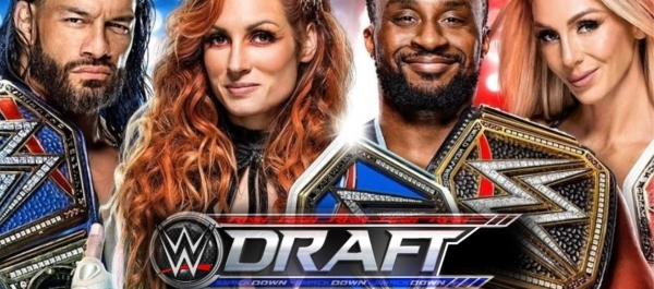 The 8 Biggest Winners of the 2021 WWE Draft
